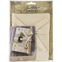 Tim Holtz - Idea-ology - Fabric Journal